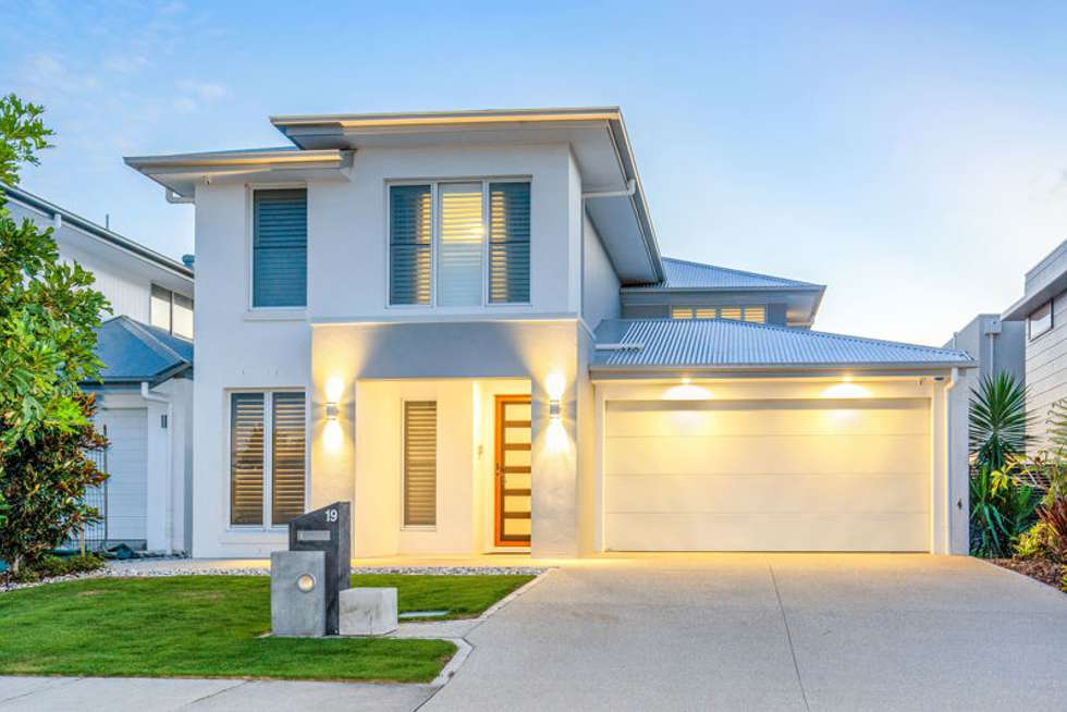 Second view of Homely house listing, 19 Paradise Parade, Jacobs Well QLD 4208