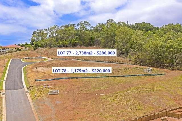 Lot 77 Macaranga Place, Taranganba QLD 4703