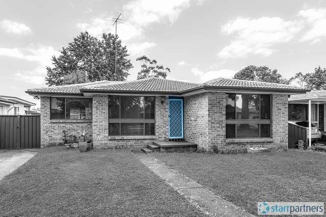 36 Narcissus Avenue, Quakers Hill NSW 2763