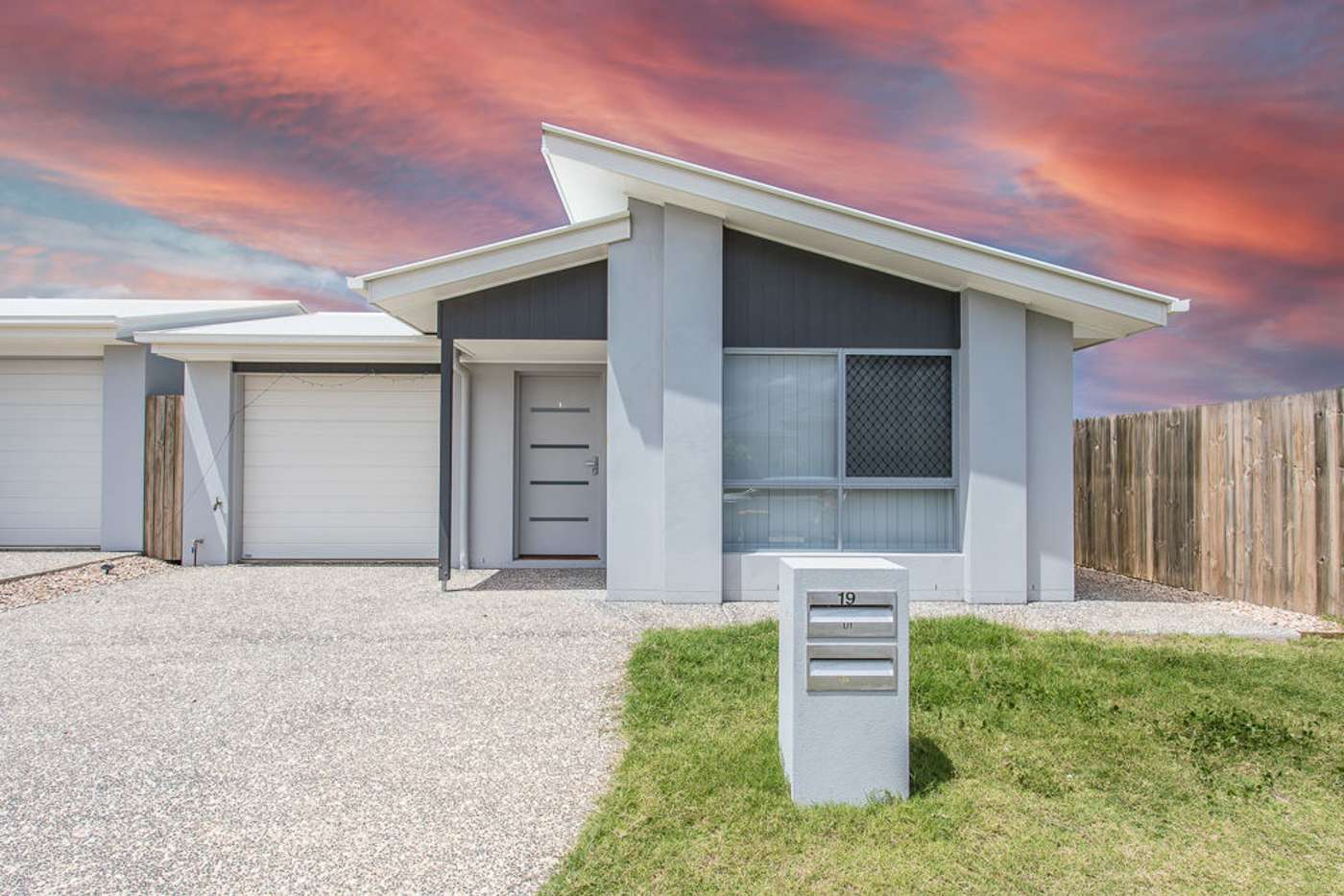 Main view of Homely semiDetached listing, 19b Liberator Street, Griffin QLD 4503
