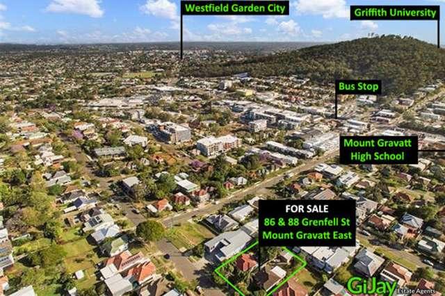 86 & 88 Grenfell Street, Mount Gravatt East QLD 4122