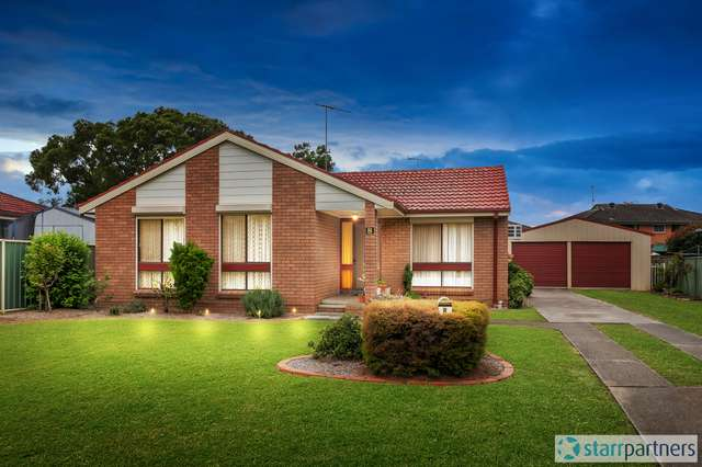 8 Andrew Thompson Drive, Mcgraths Hill NSW 2756