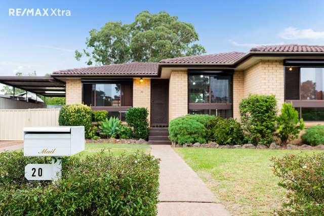 20 Gerald Crescent, Doonside NSW 2767