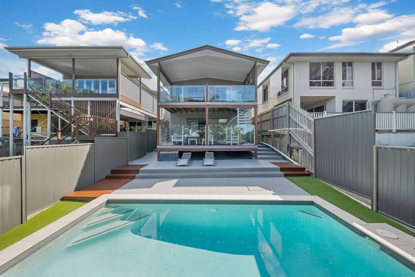 Main view of Homely house listing, 87 Hoff St, Mount Gravatt East QLD 4122