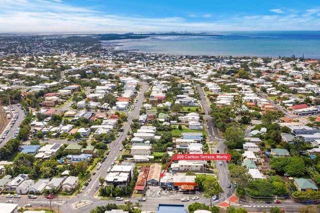 209 Carlton Terrace, Manly QLD 4179