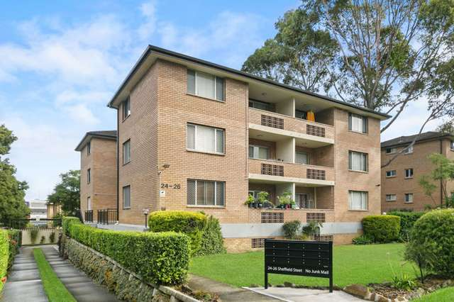 12/24-26 Sheffield Street, Merrylands NSW 2160