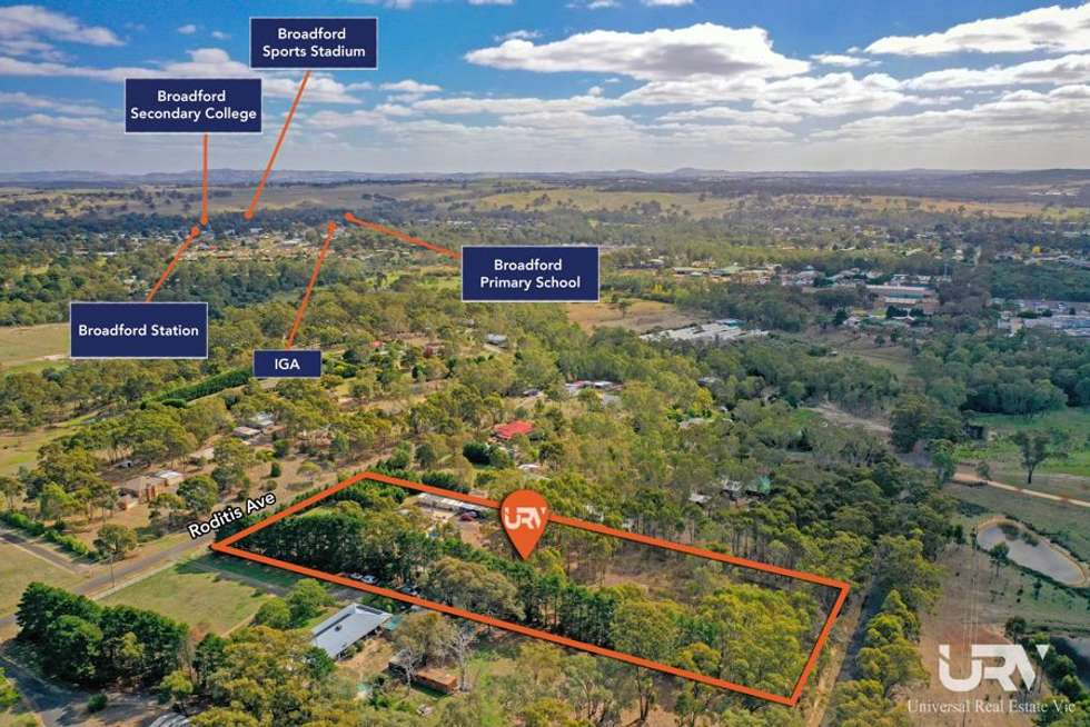 Second view of Homely lifestyle listing, 1 Roditis Avenue, Broadford VIC 3658