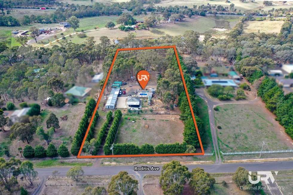 Third view of Homely lifestyle listing, 1 Roditis Avenue, Broadford VIC 3658
