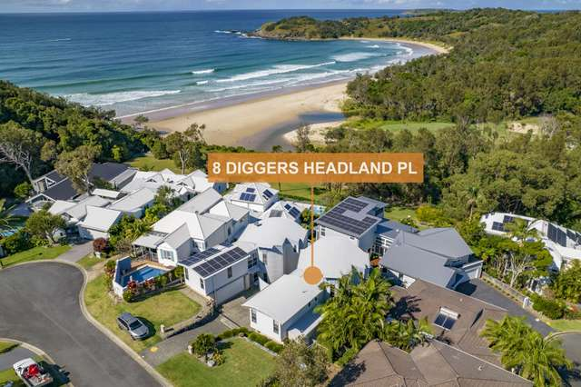 8 Diggers Headland Place, Coffs Harbour NSW 2450