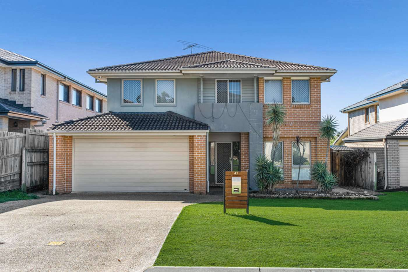 Main view of Homely house listing, 47 Crane crescent, Runcorn QLD 4113