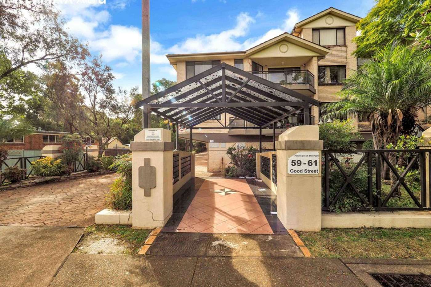 Main view of Homely house listing, 30/59-61 Good Street, Westmead NSW 2145