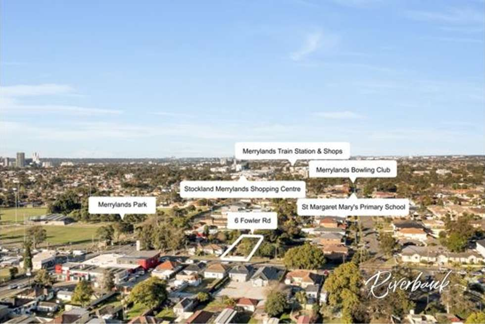 Second view of Homely house listing, 6 Fowler Road, Merrylands NSW 2160