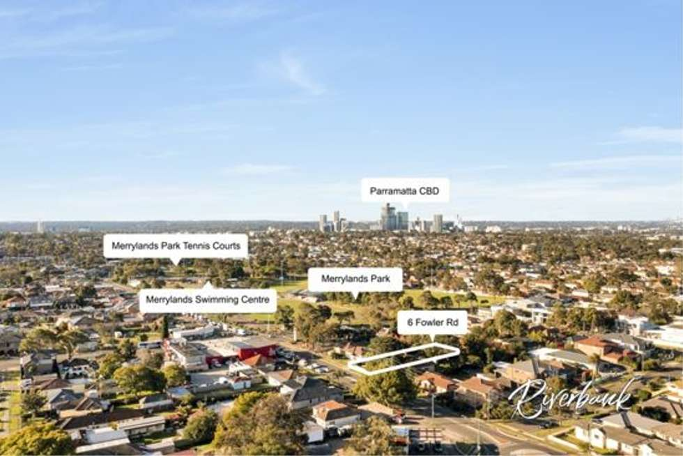 Third view of Homely house listing, 6 Fowler Road, Merrylands NSW 2160