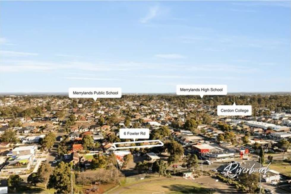 Fifth view of Homely house listing, 6 Fowler Road, Merrylands NSW 2160