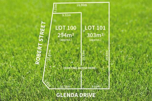 Proposed Lots 100 & 101 1 Glenda Drive, Athelstone SA 5076