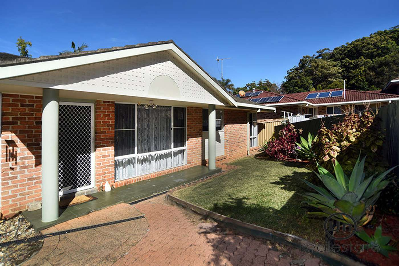 Main view of Homely villa listing, 2/50 James Small Drive, Korora NSW 2450