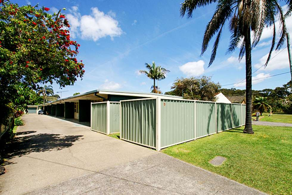 Fifth view of Homely unit listing, 6/19 Vincent Street, Coffs Harbour NSW 2450