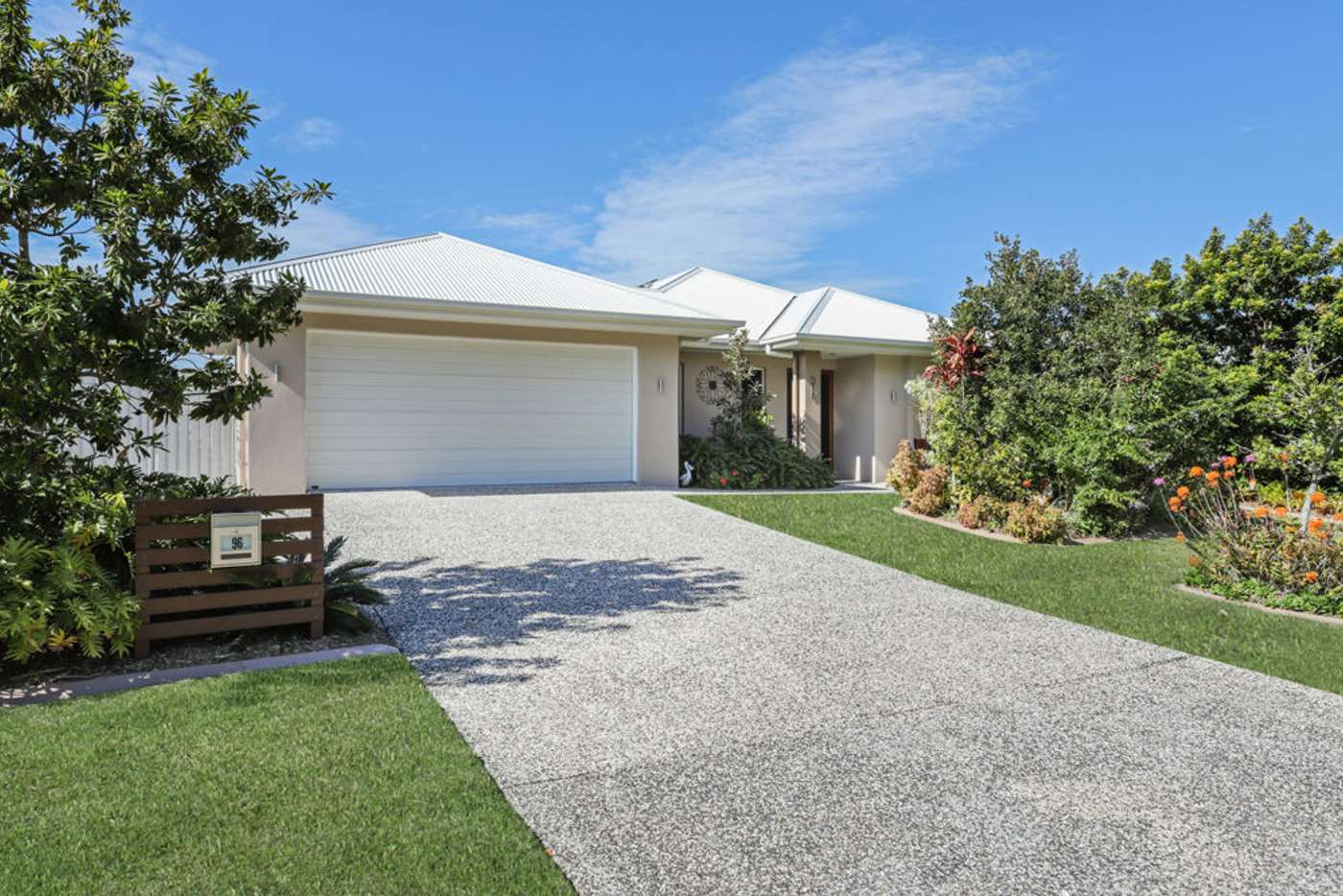 Main view of Homely house listing, 96 Tweddell Drive, Pelican Waters QLD 4551
