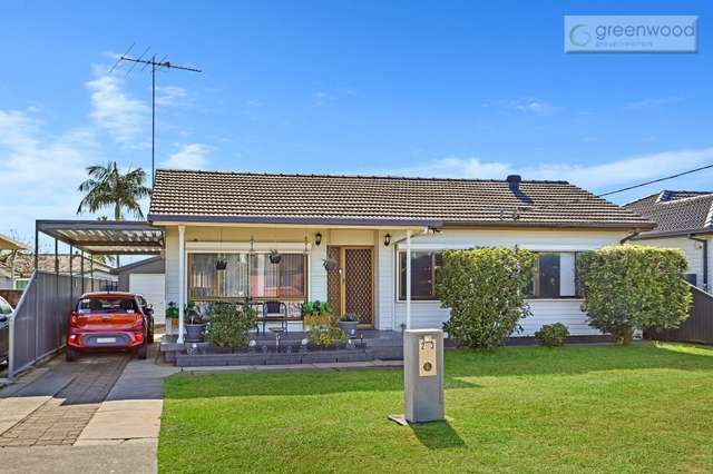 23 Gregory Avenue, Oxley Park NSW 2760