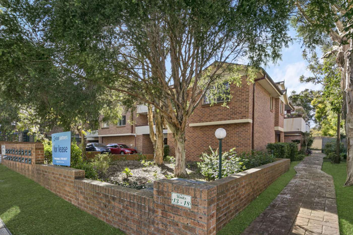 Main view of Homely unit listing, 16/27-31 Manchester Street, Merrylands NSW 2160