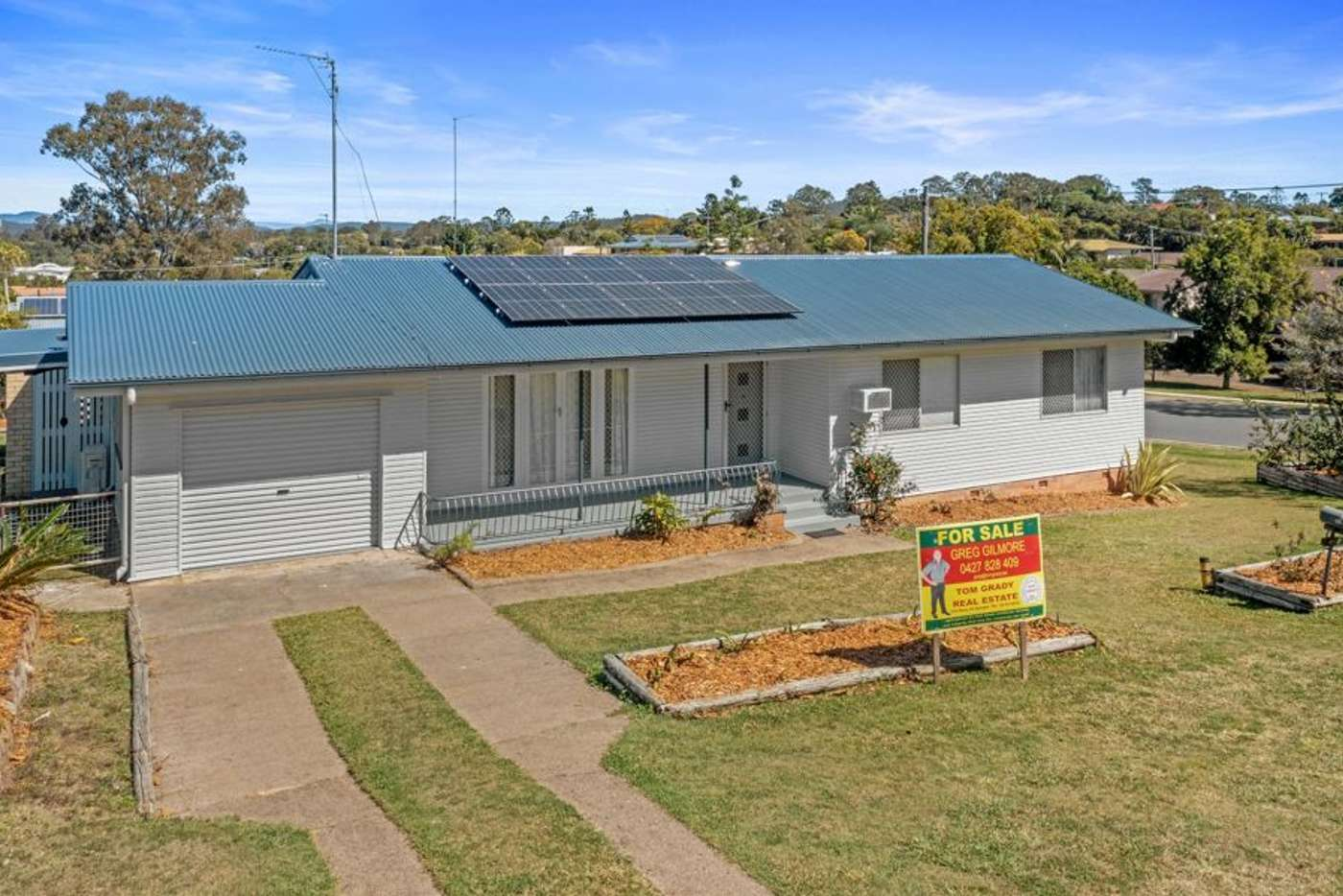 Main view of Homely house listing, 102 Myall Street, Gympie QLD 4570
