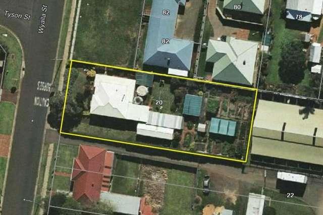 20 Wyalla Street, Newtown QLD 4350