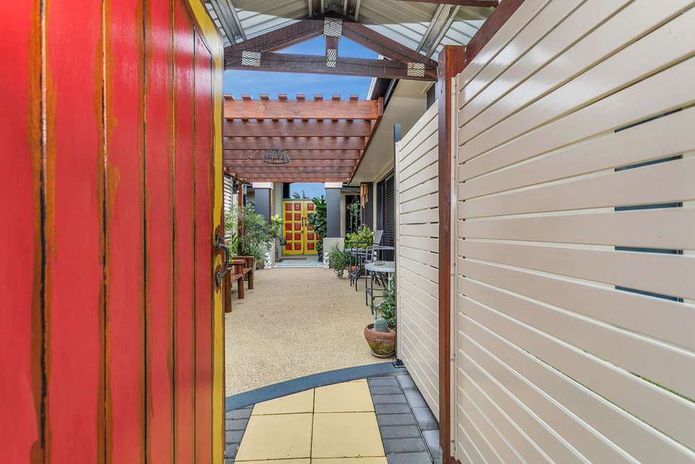 Second view of Homely house listing, 16 Isabella Avenue, Glenella QLD 4740