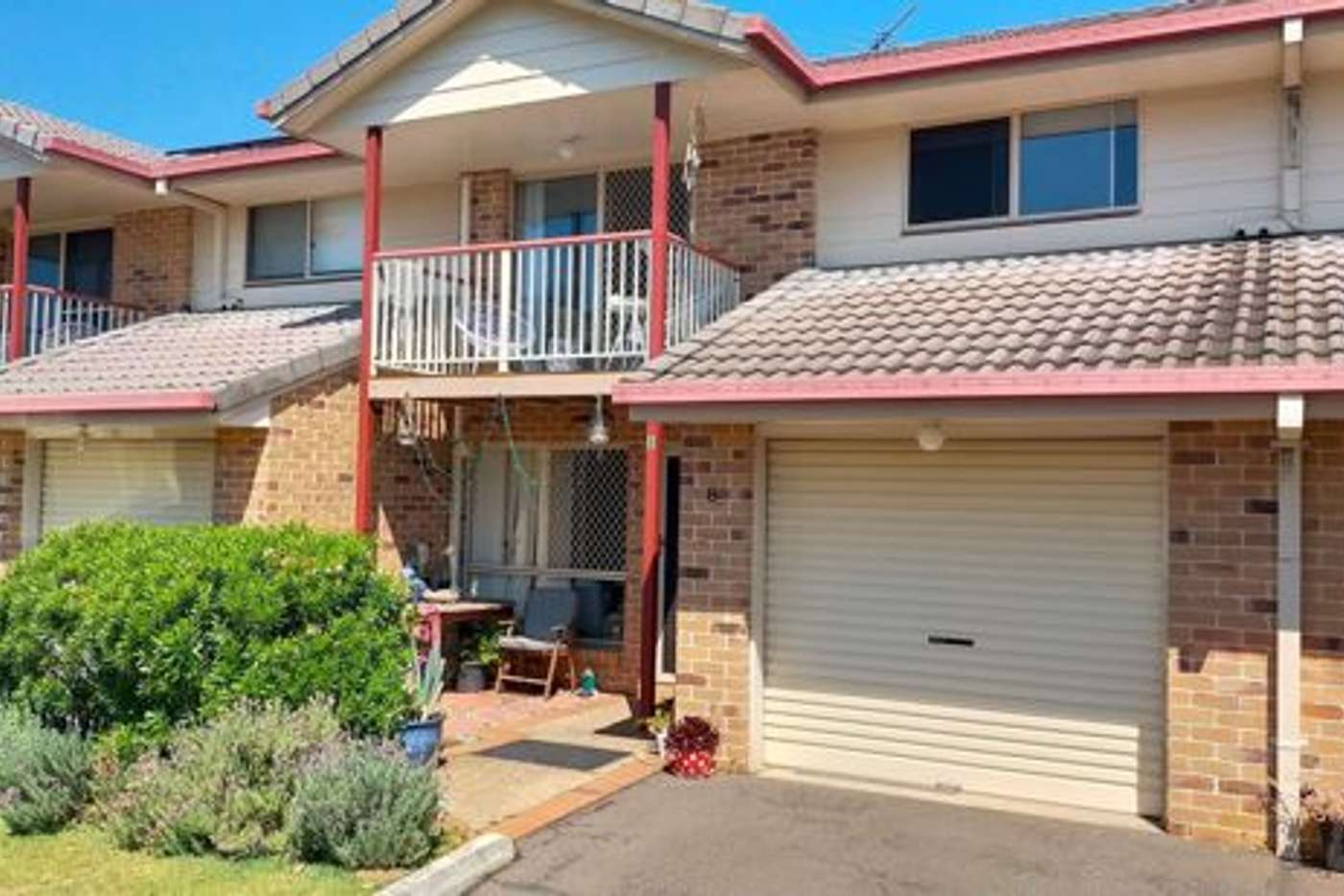 Main view of Homely townhouse listing, 8 /121 GOLDEN AVE, Calamvale QLD 4116