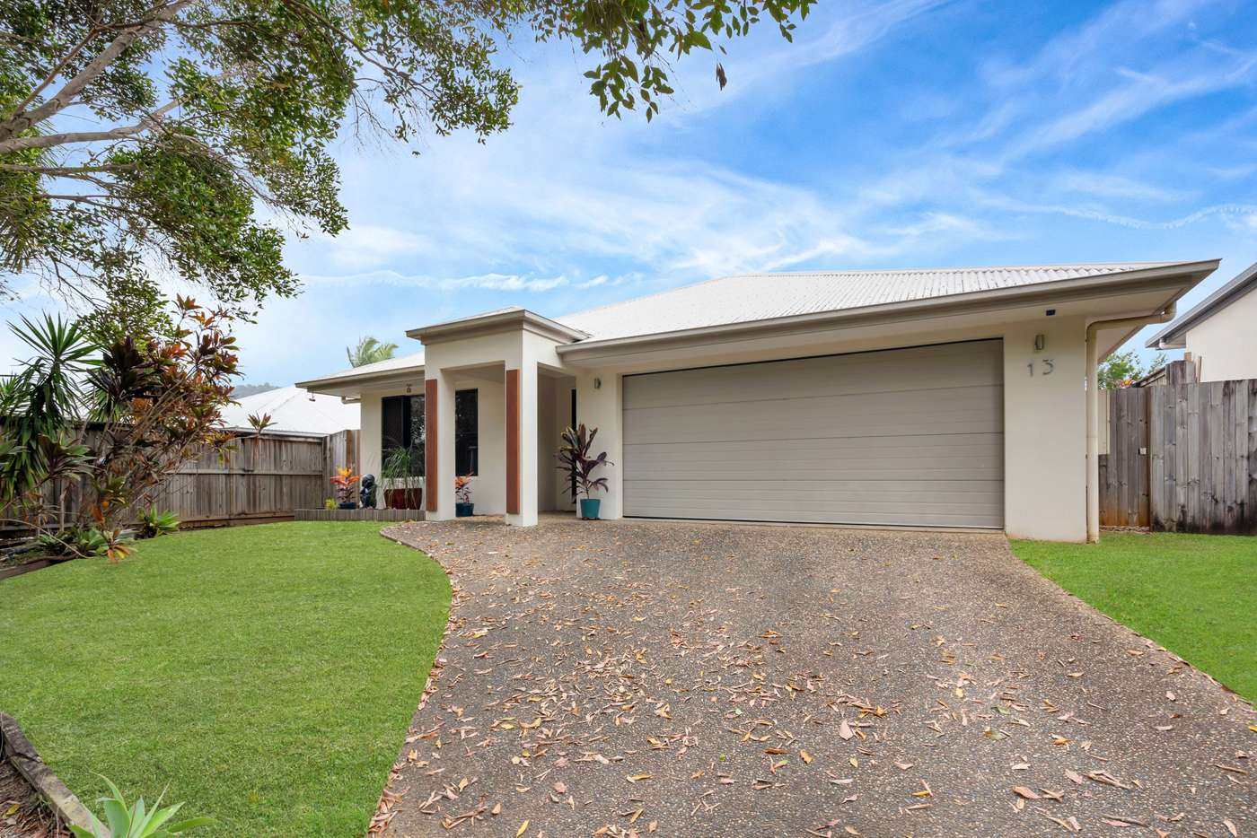 Main view of Homely house listing, 13 Catamaran Street, Trinity Beach QLD 4879