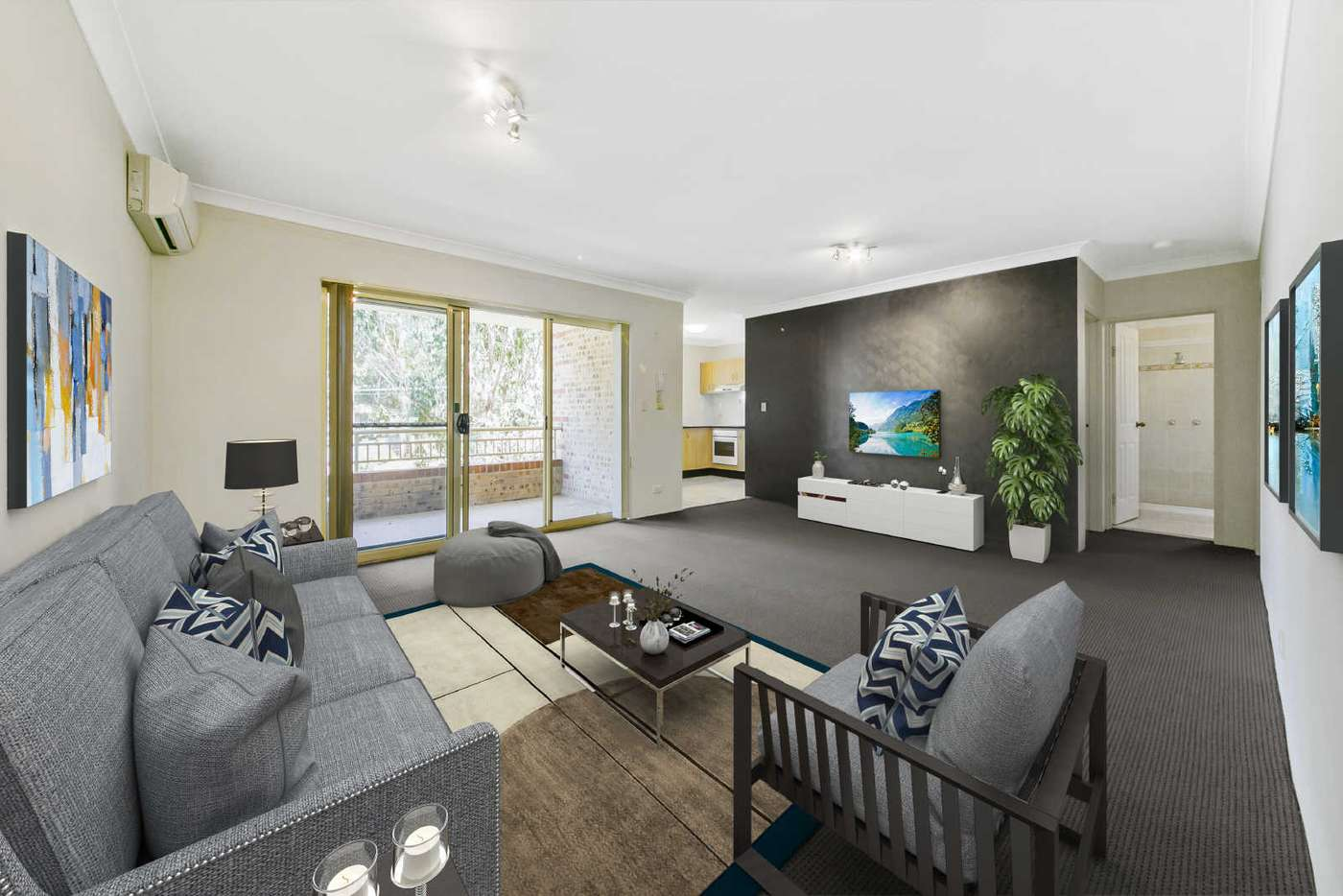 Main view of Homely unit listing, 07/53 Kenyons Road, Merrylands NSW 2160