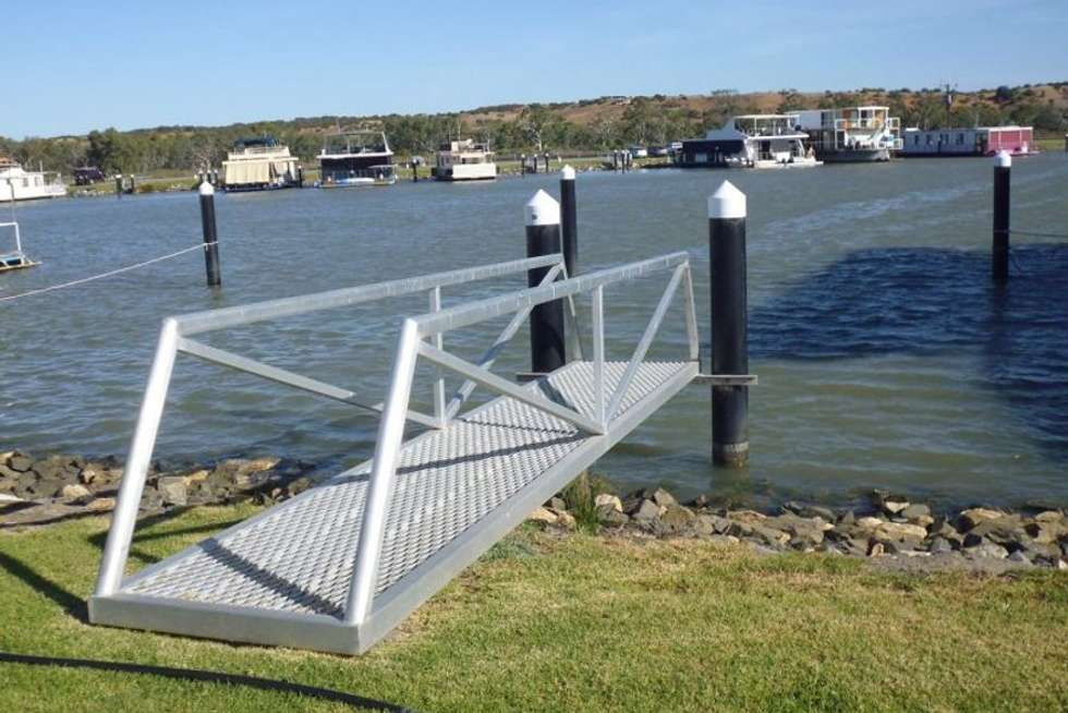 Second view of Homely residentialLand listing, Berth 44 Pelican Drive, Mannum Waters, Mannum SA 5238