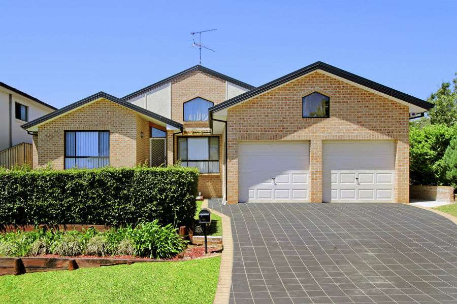 Main view of Homely house listing, 25 Buller Circuit, Beaumont Hills, NSW 2155