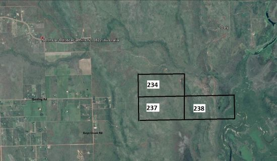 Lot 234,237&238 Hundred Of Colton