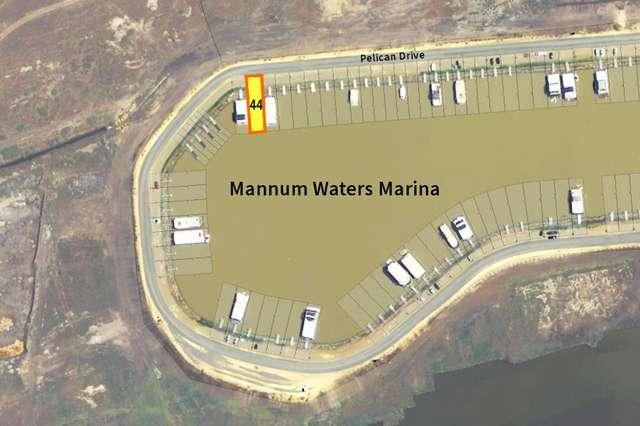 Berth 44 Pelican Drive, Mannum Waters, Mannum SA 5238
