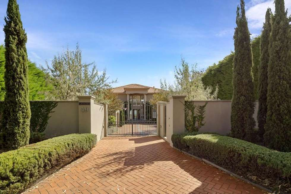 Fourth view of Homely house listing, 49 Rosserdale Crescent, Mount Eliza VIC 3930