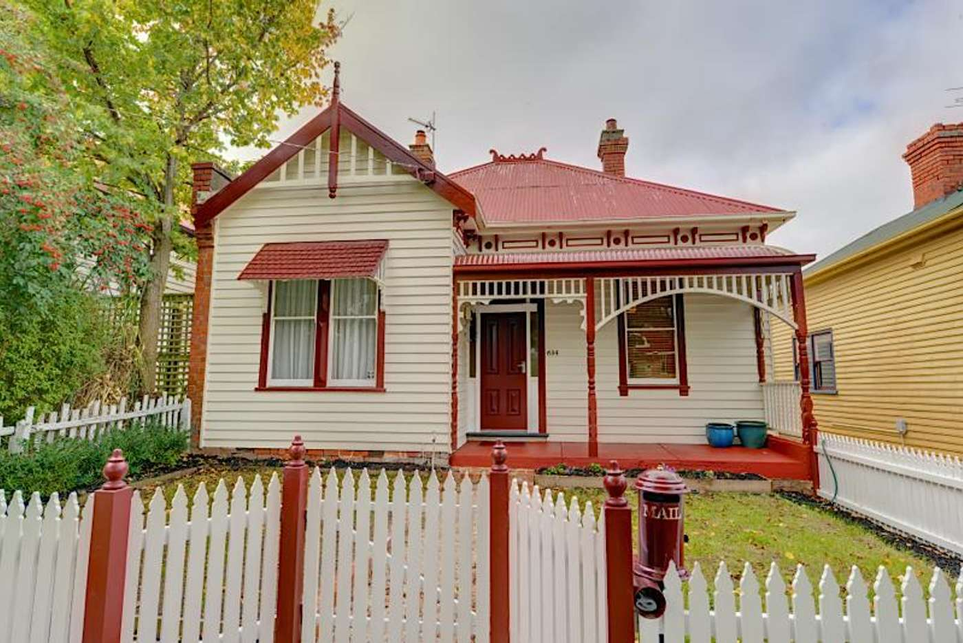 Main view of Homely house listing, 614 Lydiard Street North, Soldiers Hill VIC 3350