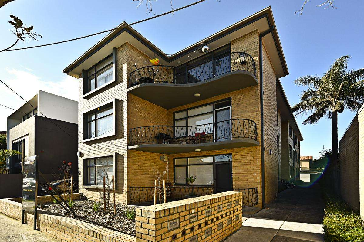 Main view of Homely apartment listing, 8/19 Pine Avenue, Elwood, VIC 3184