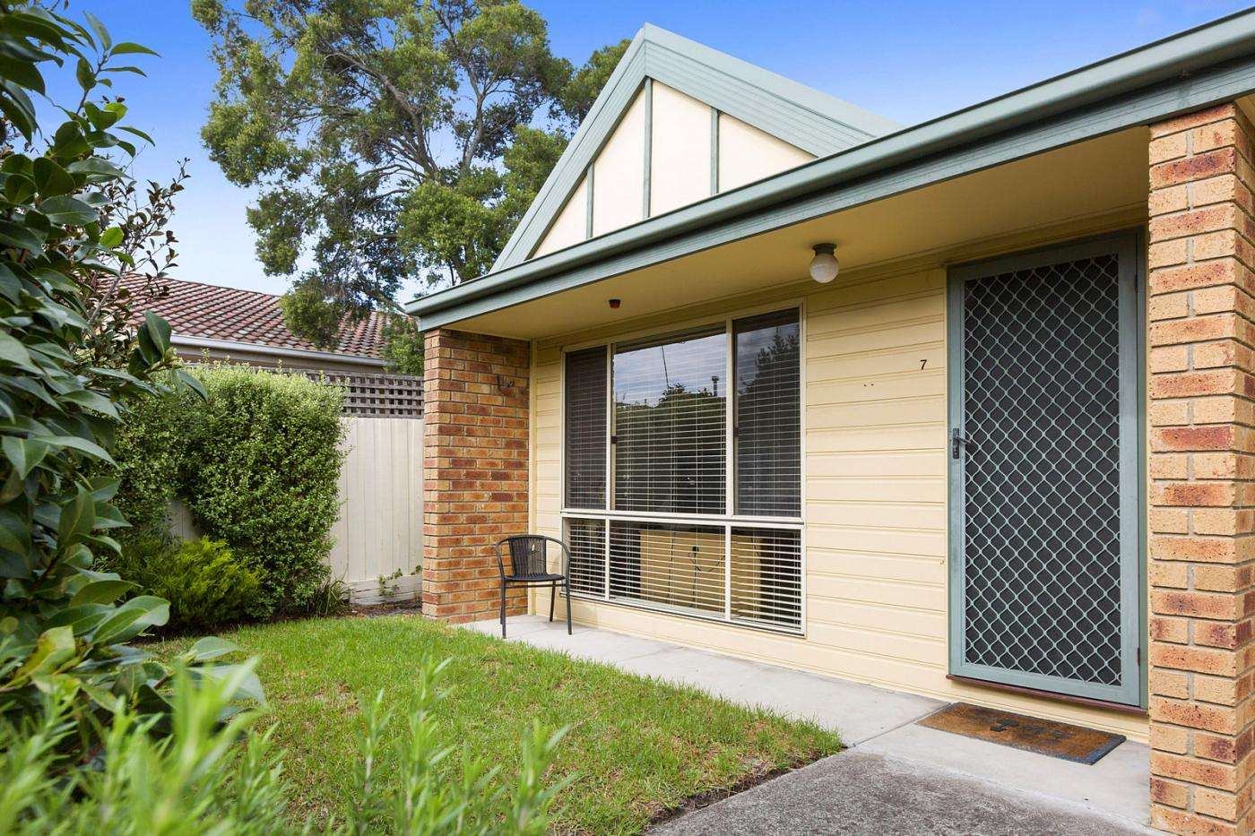 Main view of Homely unit listing, 7/21-23 Hill Street, Frankston, VIC 3199