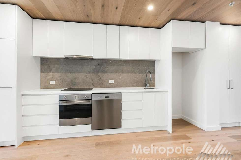 Fifth view of Homely apartment listing, 505/35 Dryburgh Street, West Melbourne VIC 3003