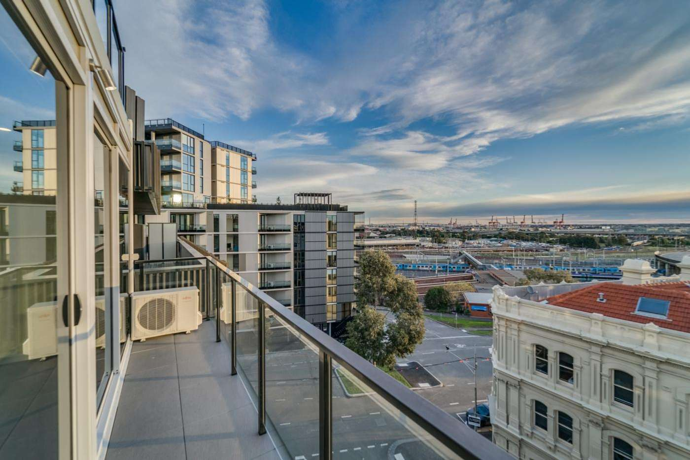 Sixth view of Homely apartment listing, 505/35 Dryburgh Street, West Melbourne VIC 3003