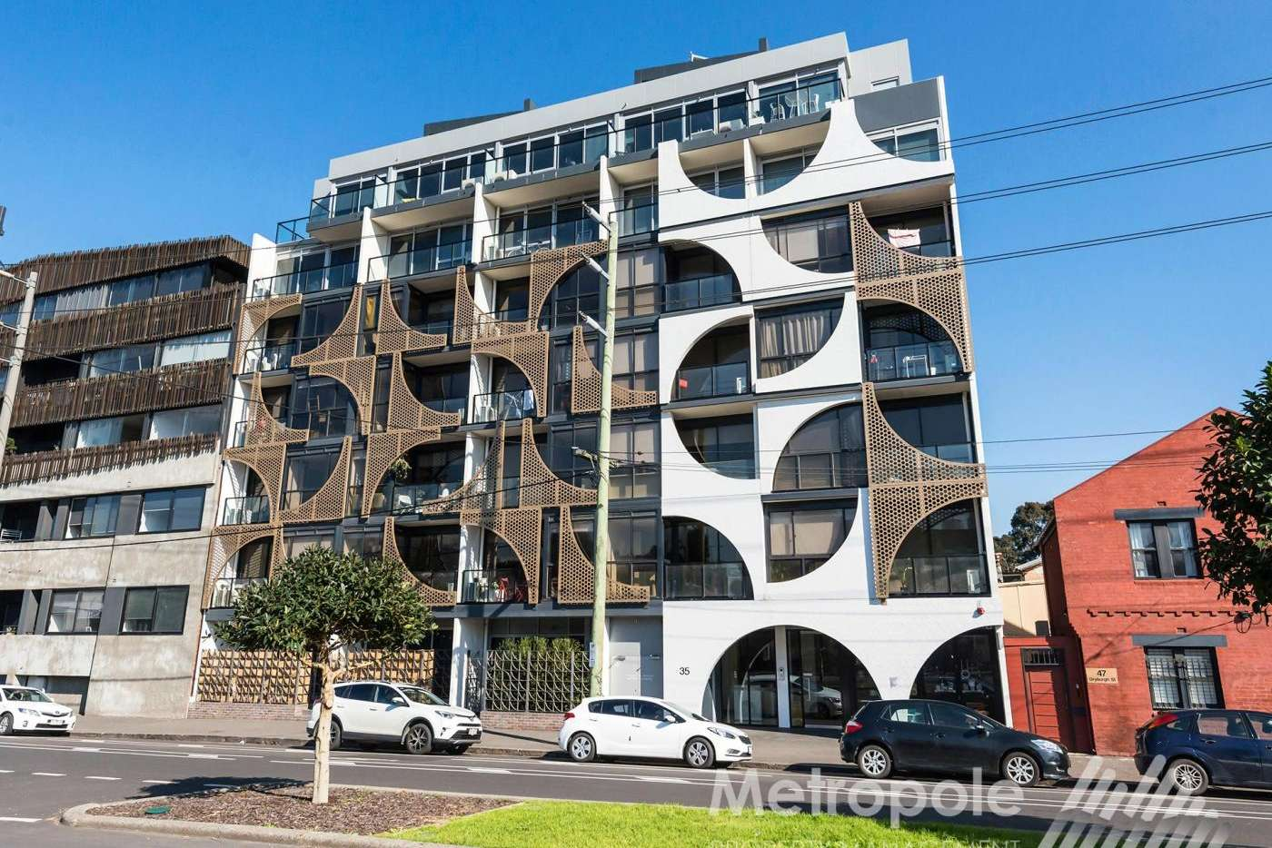 Seventh view of Homely apartment listing, 505/35 Dryburgh Street, West Melbourne VIC 3003