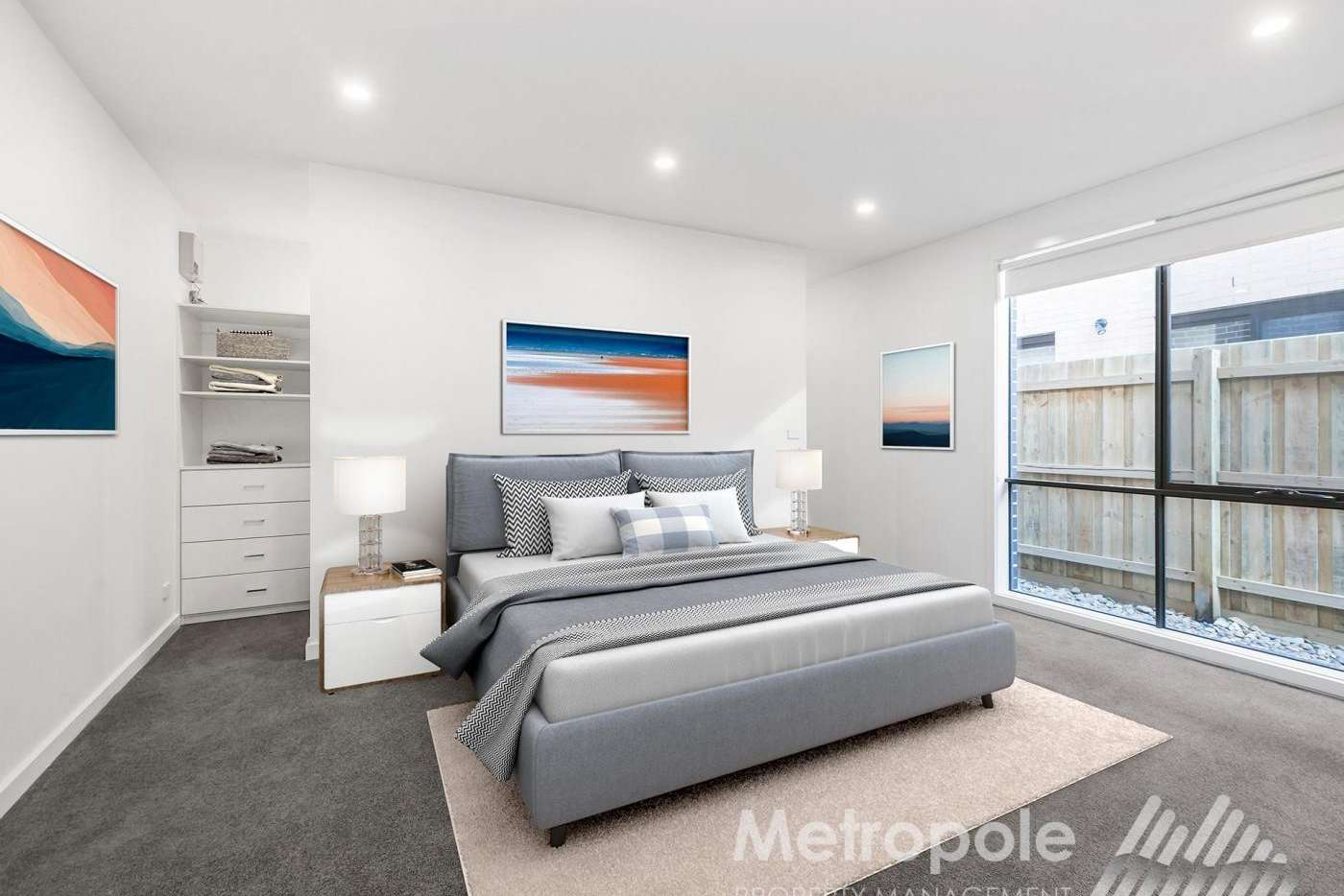 Main view of Homely townhouse listing, 25A Lancaster Street, Bentleigh East VIC 3165
