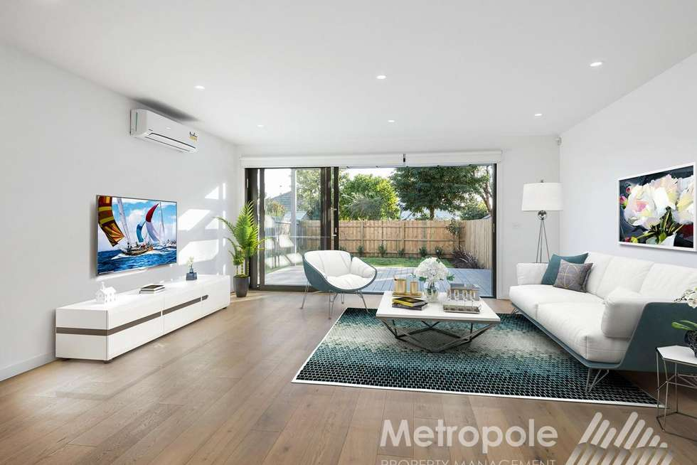 Second view of Homely townhouse listing, 25A Lancaster Street, Bentleigh East VIC 3165