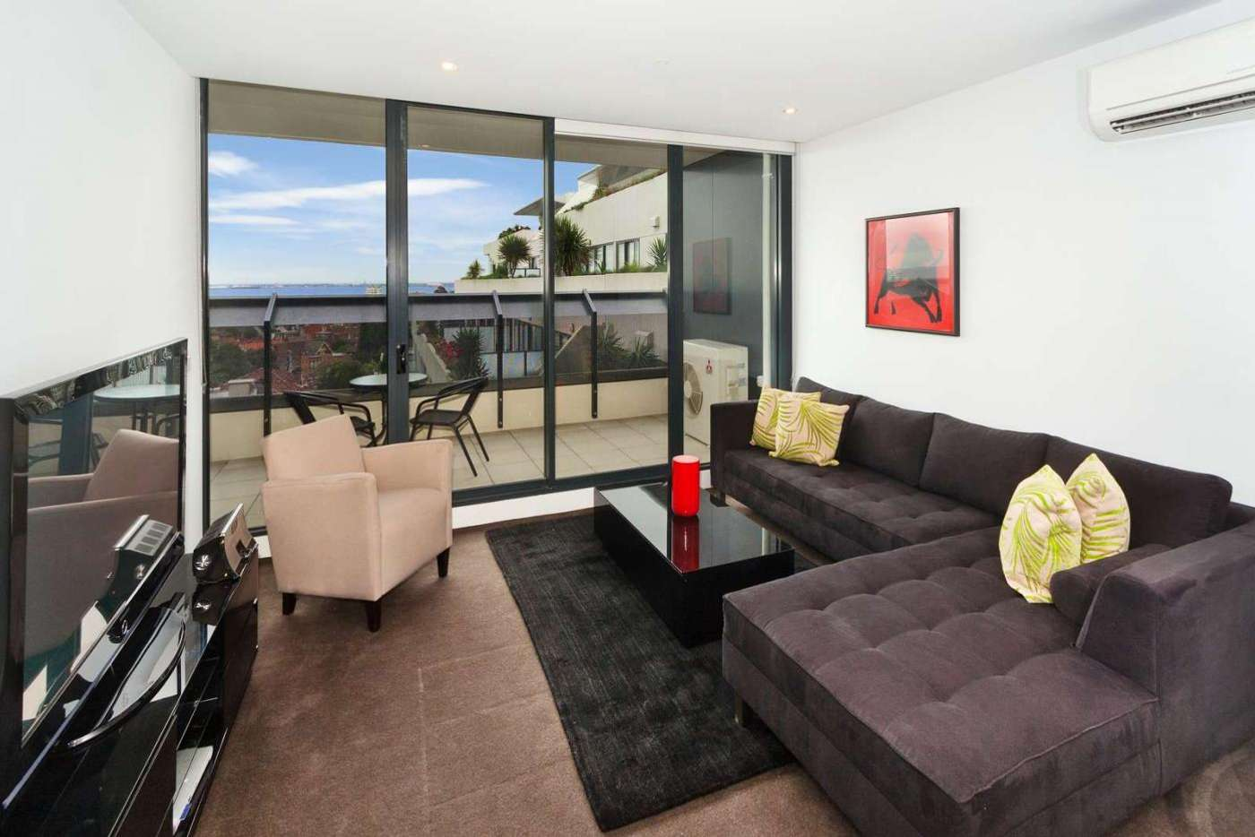 Main view of Homely apartment listing, 404/181 St Kilda Road, St Kilda VIC 3182