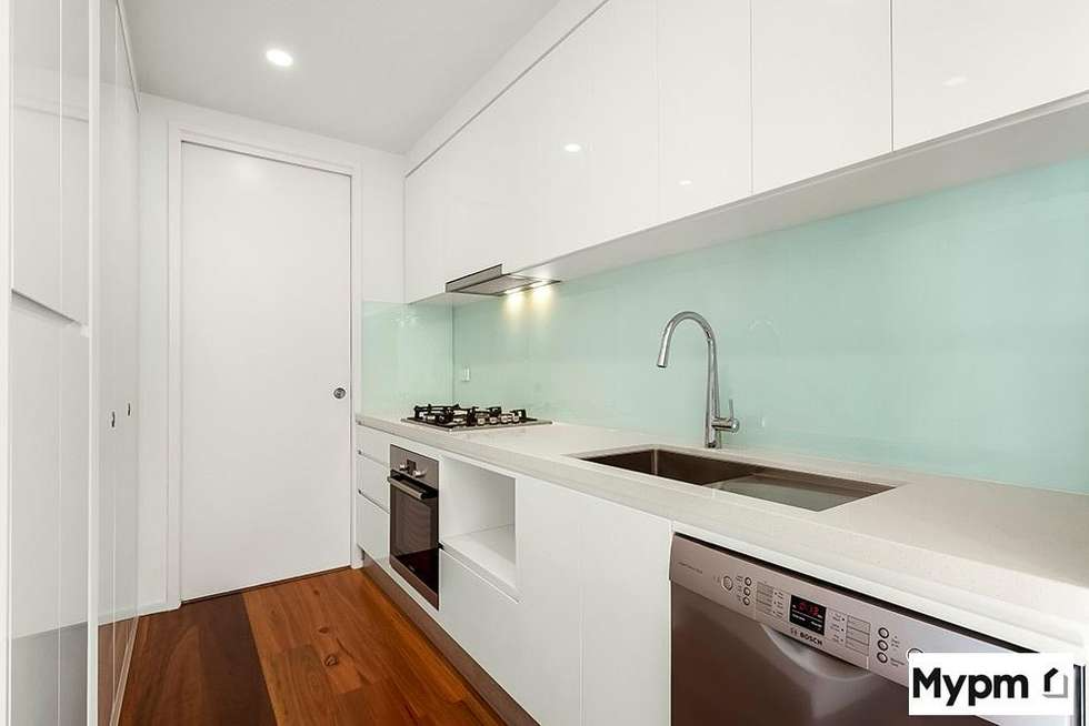 Second view of Homely apartment listing, 216/48 Victoria Street, Brunswick East VIC 3057