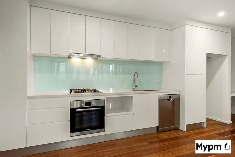 Second view of Homely apartment listing, 101/98 Nicholson Street, Brunswick East VIC 3057