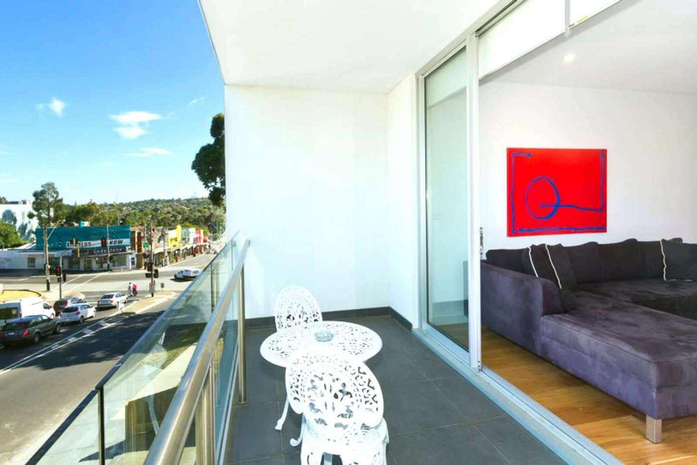 Seventh view of Homely apartment listing, 204/220 Burke Road, Glen Iris VIC 3146