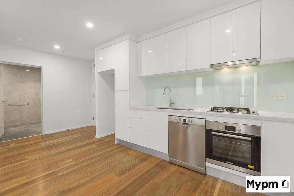 Second view of Homely apartment listing, 109/98 Nicholson Street, Brunswick East VIC 3057