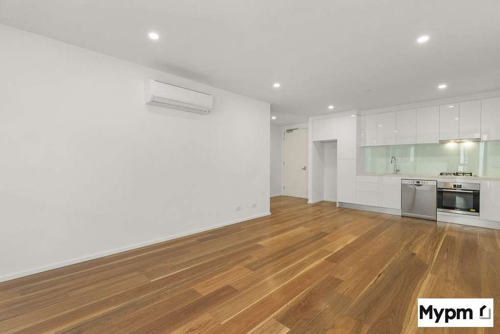 Fourth view of Homely apartment listing, 109/98 Nicholson Street, Brunswick East VIC 3057