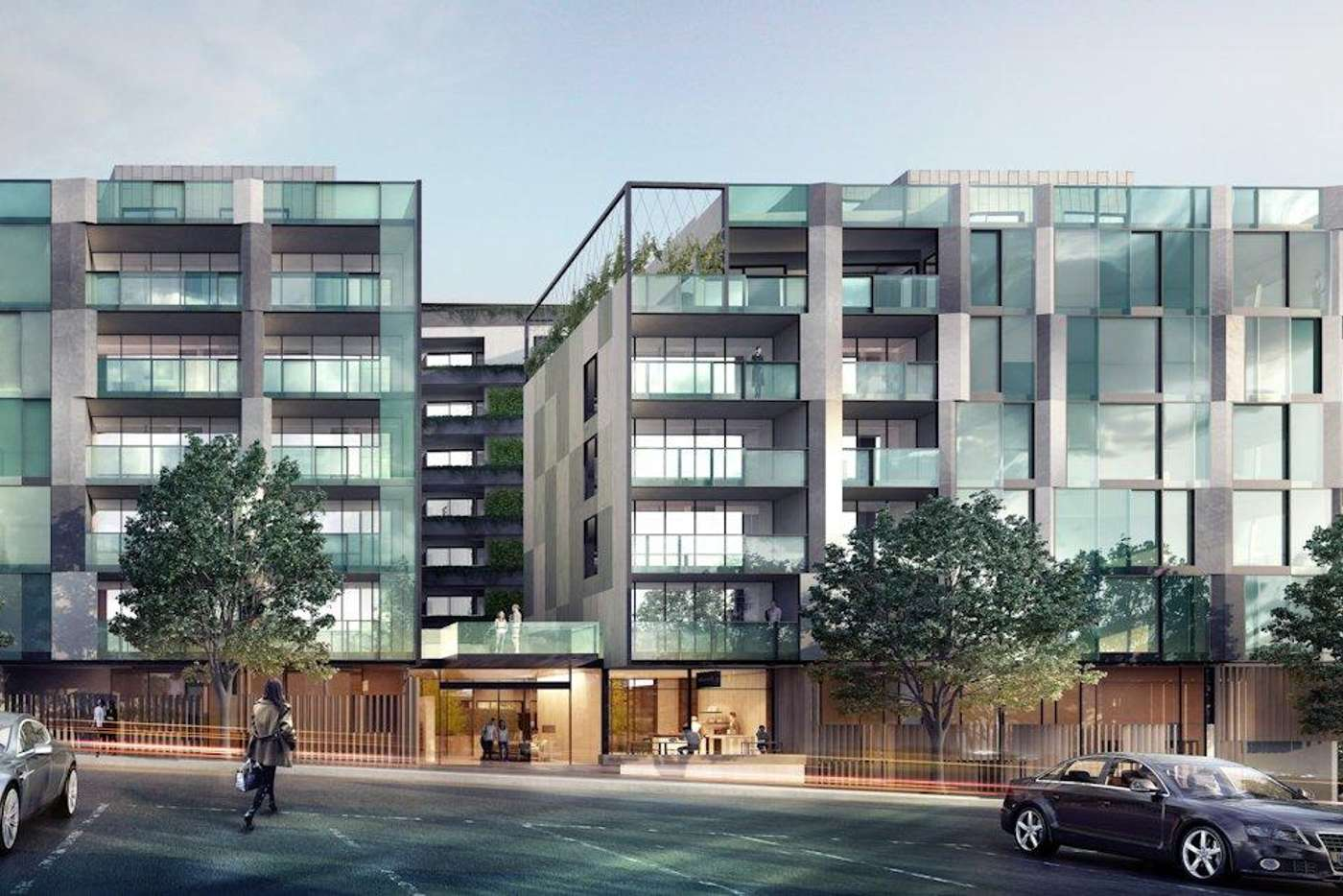 Main view of Homely apartment listing, 210/121 Rosslyn Street, West Melbourne VIC 3003